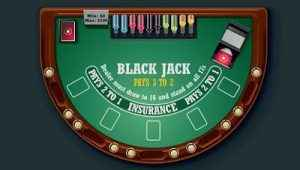 cara main blackjack
