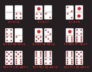cara menghitung domino qq
