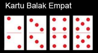 balak empat domino qq