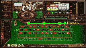 roulette dozen