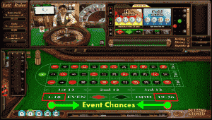event chances roulette