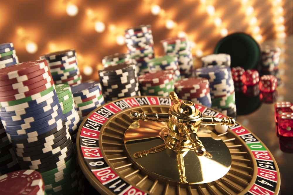 Roulette Chip